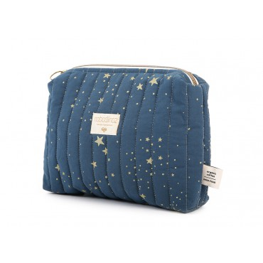 Trousse de toilette Travel - Gold stella/Night blue