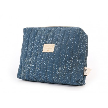 Trousse de toilette Travel - Gold bubble/Night blue