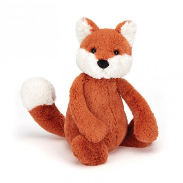 Peluche renard Bashful - Fox Cub