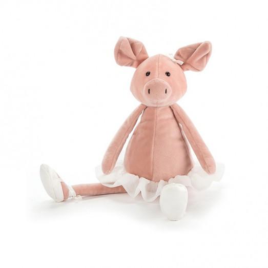 Peluche Ballerine cochon - Darcey