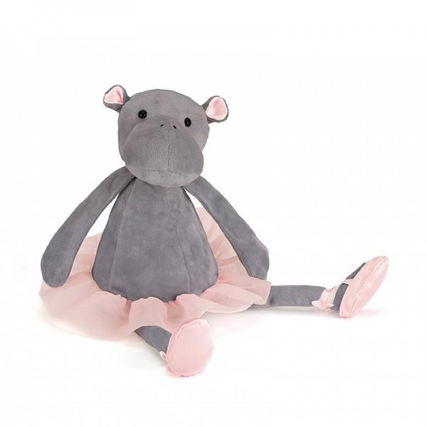 Peluche Ballerine hippo - Darcey