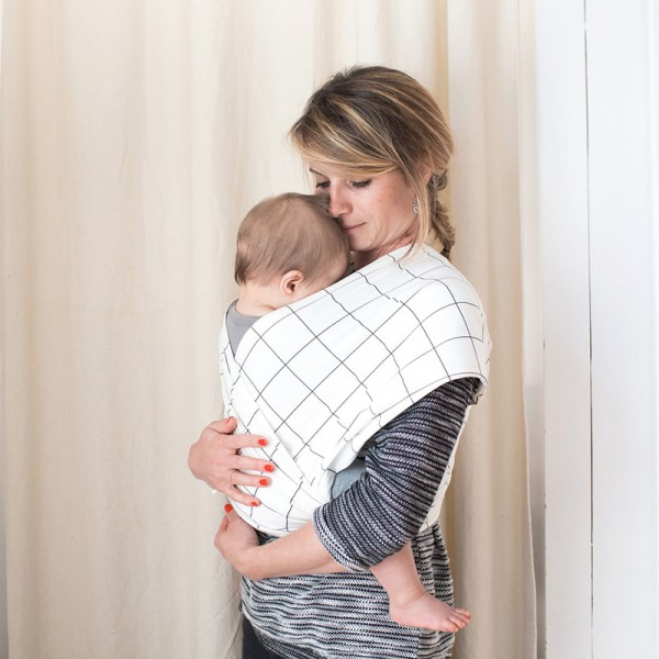 Porte-bébé bandeaux - Geometric