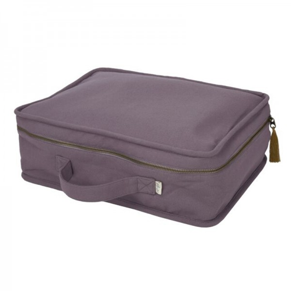 Valise de voyage - Prune, dusty lilac