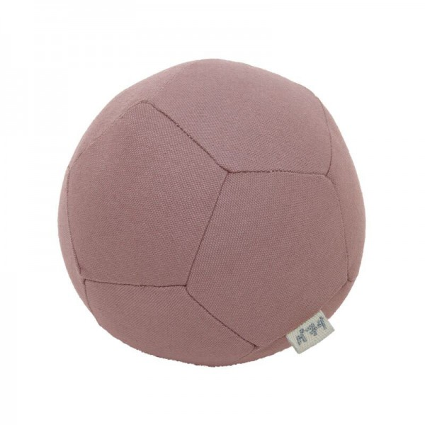 Balle en toile de coton Pentagone - Vieux rose