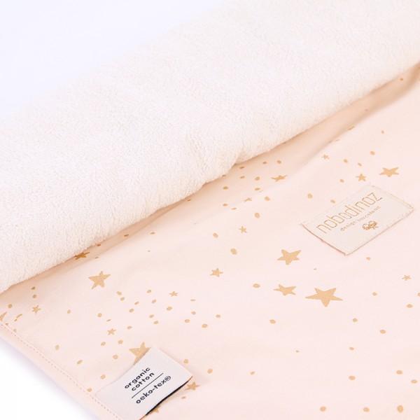 Matelas à langer transportable Nomad - Gold Stella Dream Pink
