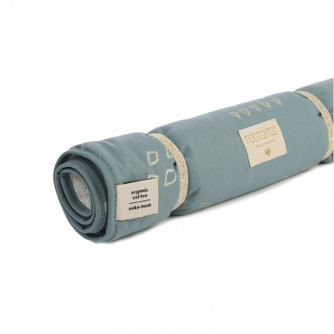 Matelas à langer transportable Nomad - Gold Secret Magic Green