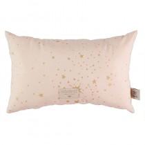 Coussin Laurel - Gold Stella / Dream Pink