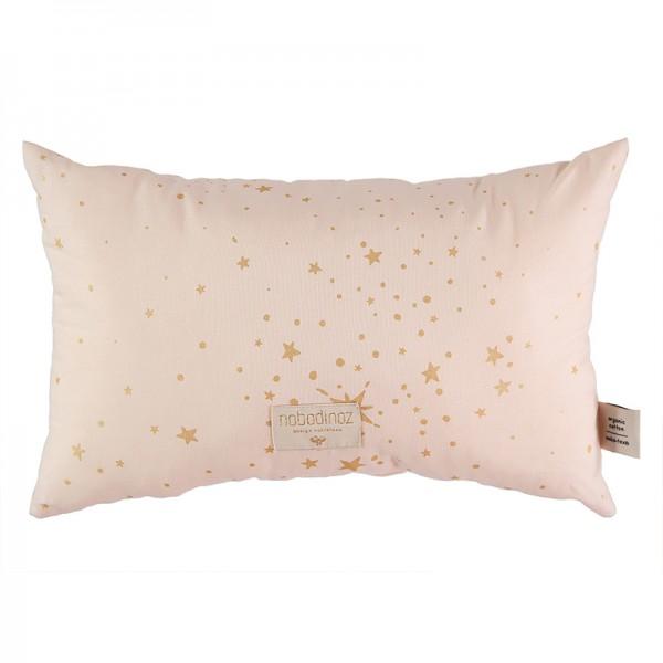 Coussin Laurel Nobodinoz - Gold Stella Dream Pink