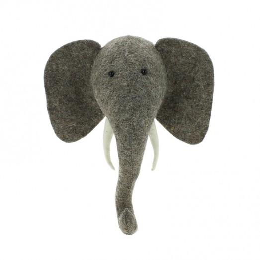 Trophée mini - Eléphant