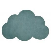 Tapis tufté nuage - Jungle