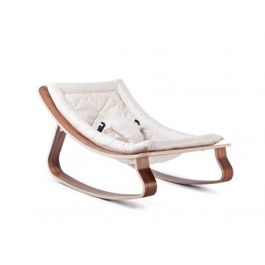 Transat Levo Noyer - Gentle white