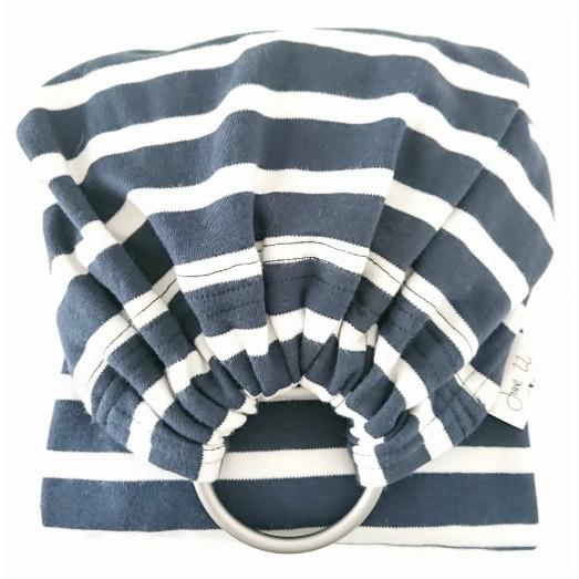 Porte-bébé 1 bandeau - Blue navy