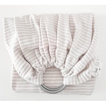 Porte-bébé 1 bandeau - Boho stripes