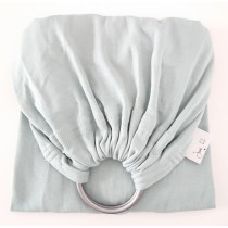 Porte-bébé 1 bandeau - Vert menthe
