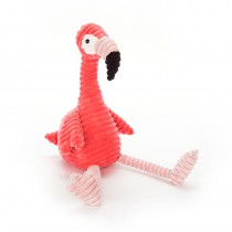 Peluche Cordy Roy - Flamant rose
