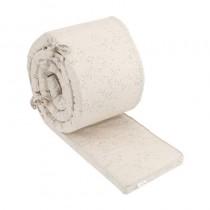 Tour de lit en coton bio - Etoiles