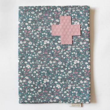 Protège carnet de santé Liberty - Jane