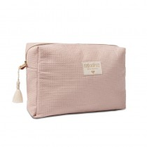 Trousse de toilette waterproof Diva - Misty Pink