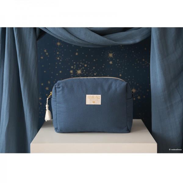 Trousse de toilette Travel - Gold bubble/Night blue