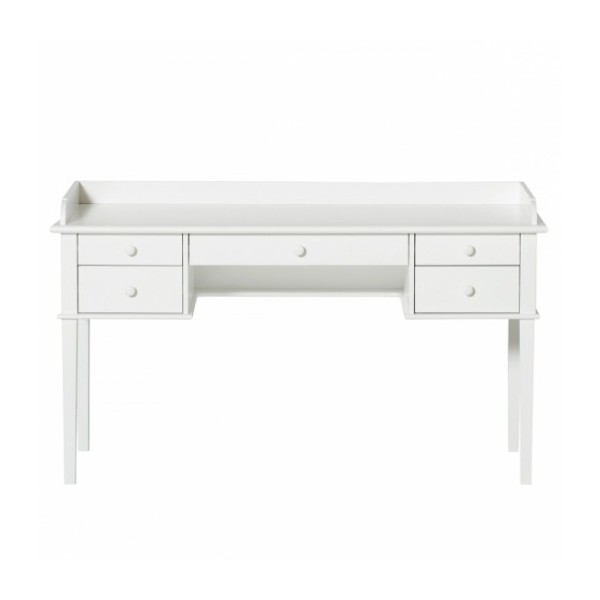 Bureau junior Office table, Blanc