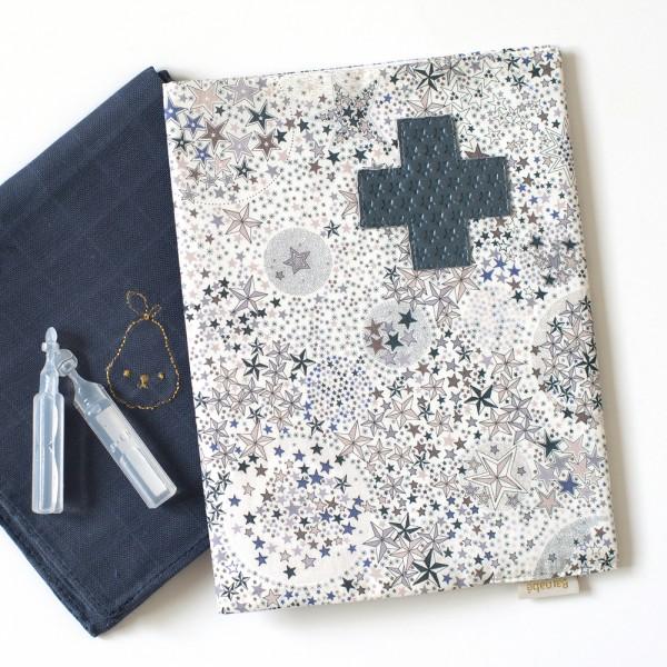 Protège carnet de santé Liberty - Marius