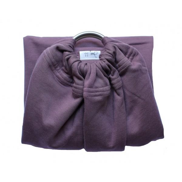 Porte-bébé polaire 1 bandeau - Purple rain