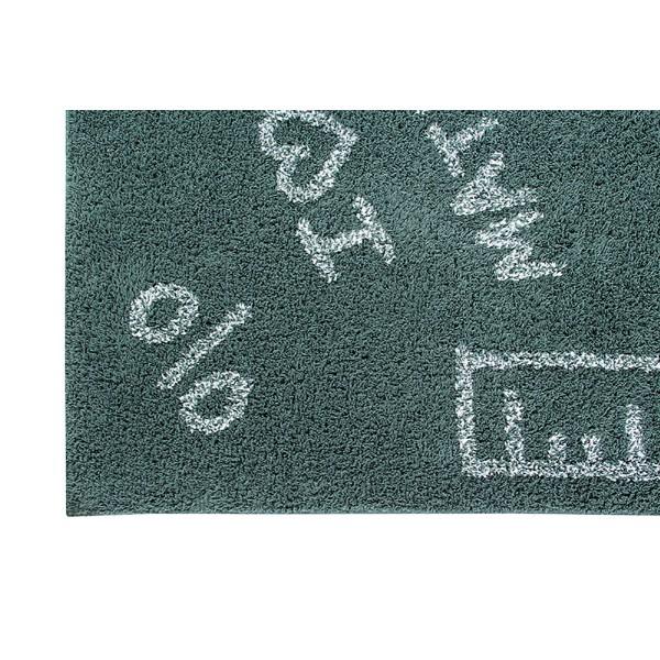 Tapis lavable I love Math - 140x200 cm