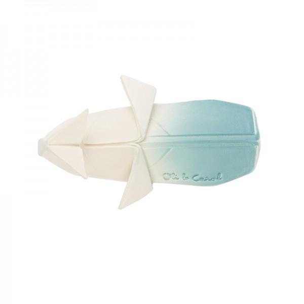 Jouet de dentition H2origami – Baleine