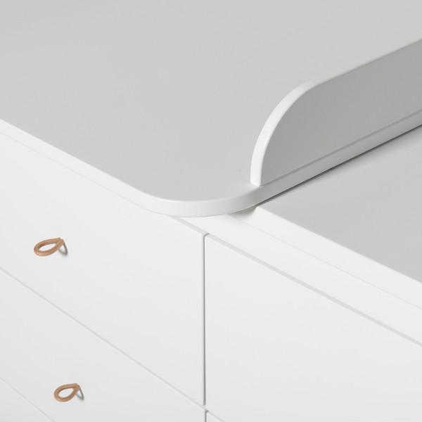 Plan à langer pour commode 6T Wood - Petit modèle