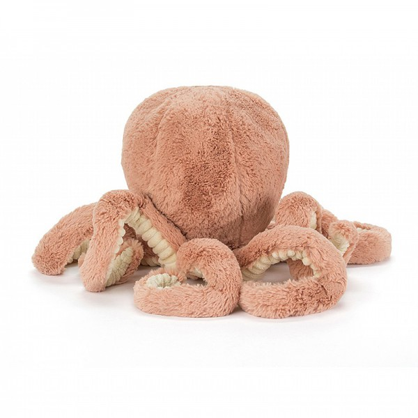 Peluche pieuvre - Odell octopus medium