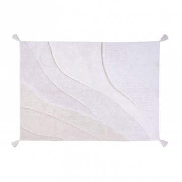 Tapis lavable Cotton shades - 140x200 cm