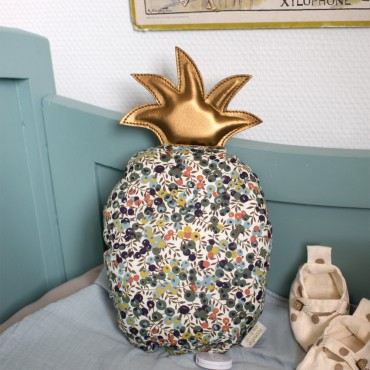 Coussin musical ananas - Les copains d'abord