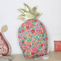 Coussin musical ananas - Somewhere over the rainbow
