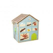 Coffre à jouets en raphia MM - Jungle House