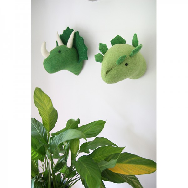 Trophée mini - Tricératops