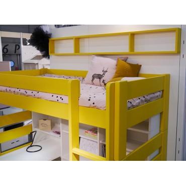 Etagère pour lit mezzanine et lit superposé