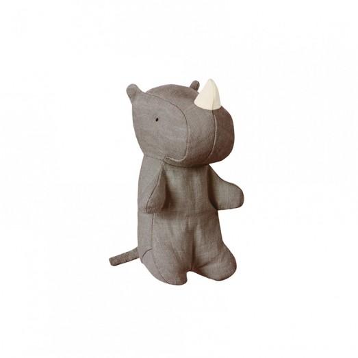 Poupée Safari Friends - Rhino small, Gris