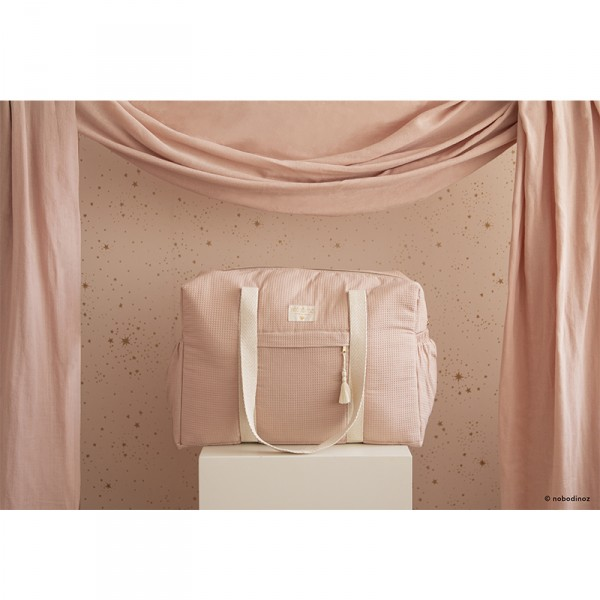 Sac à langer Opéra - Misty pink
