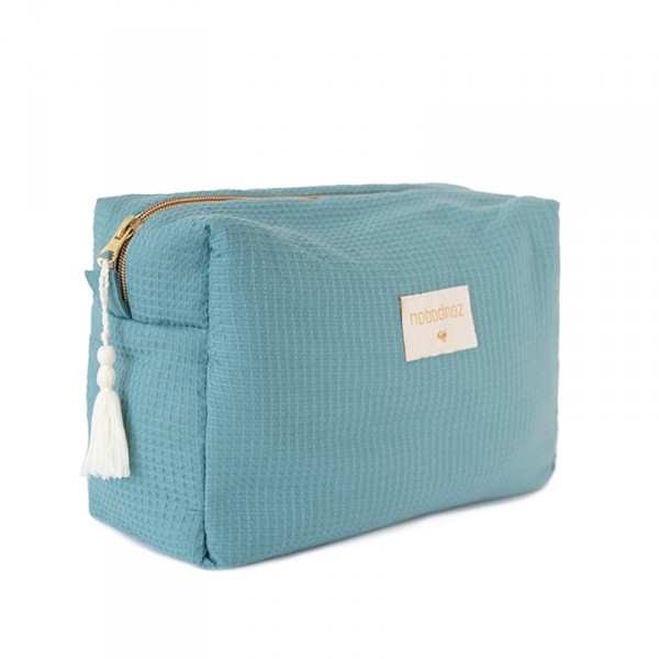 Trousse de toilette waterproof Diva - Magic Green