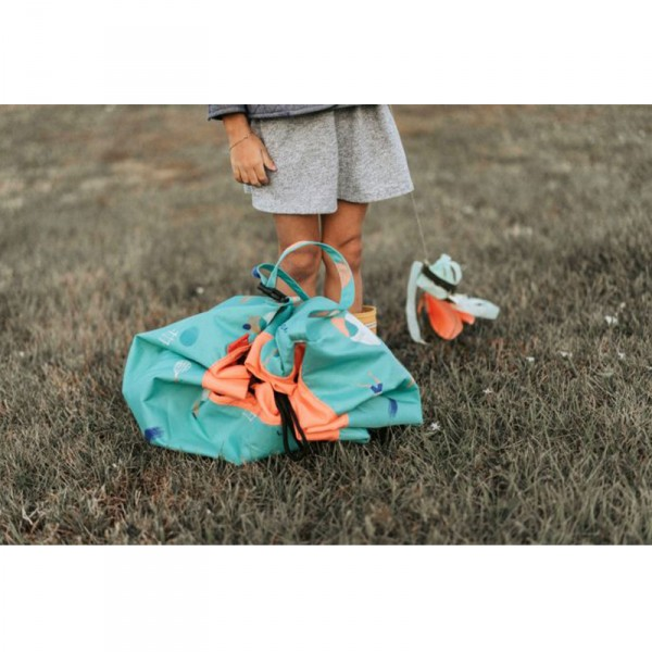 Tapis de jeu et sac de rangement Outdoor - Play