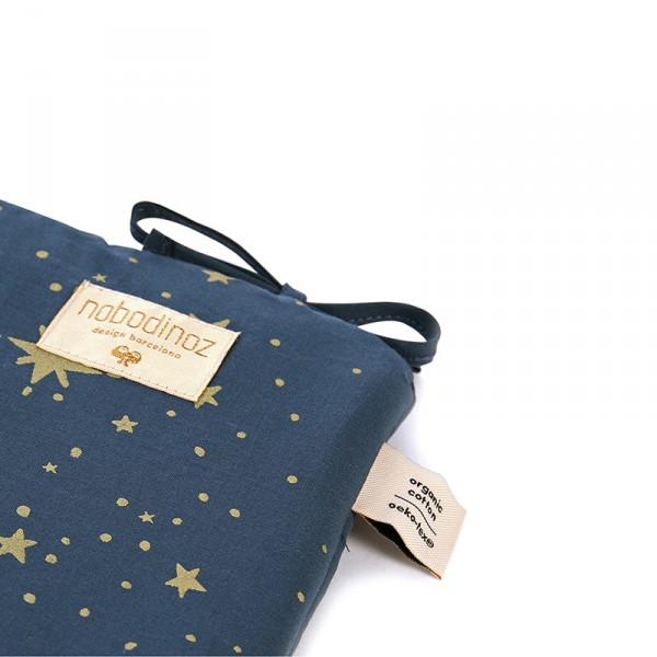 Tour de lit Nest - Gold Stella/Night Blue