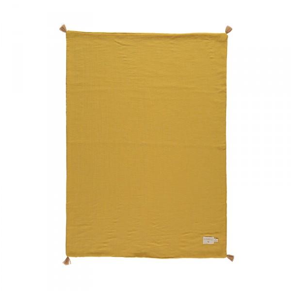 Couverture légère Treasure - Farniente Yellow