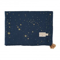 Couverture légère Treasure - Gold Stella Night Blue