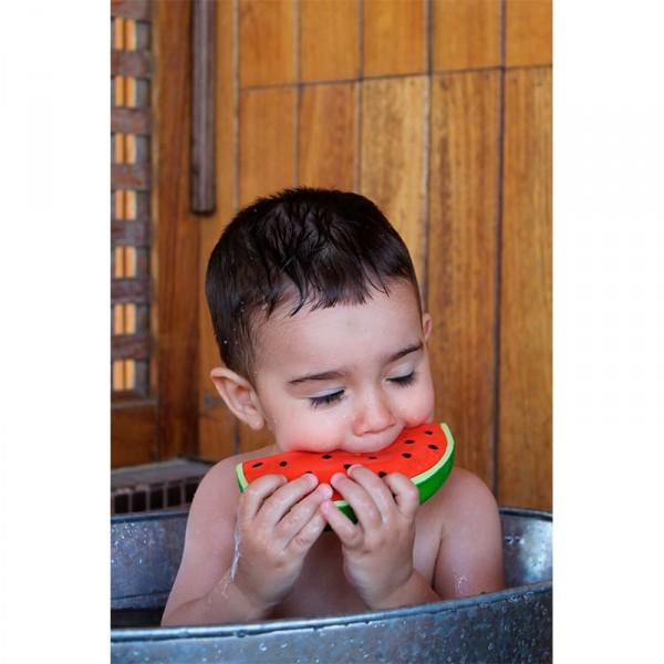 Jouet de dentition  – Wally la pastèque