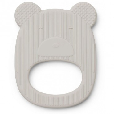 Jouet de dentition Gemma - Mr Bear gris clair