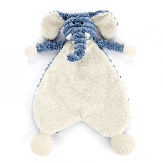 Doudou cordy roy soother - Eléphant