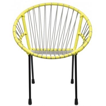 Chaise enfant Tica - Yellow Mellow