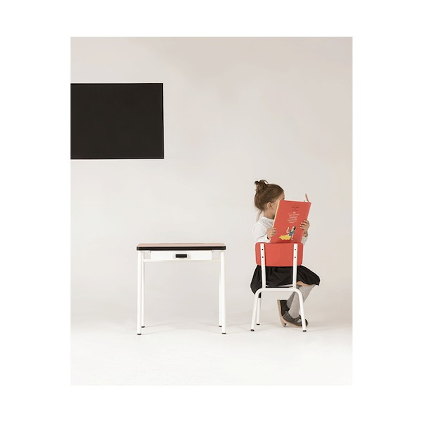 Bureau Régine Kaki - Pieds blancs