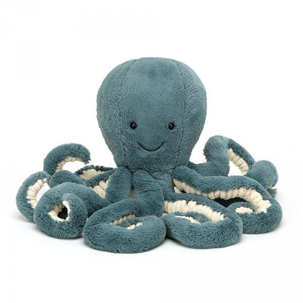 Peluche pieuvre - Octopus Stom