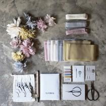Kit créatif fleurs - Whisper